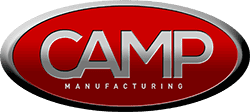 Camp Manufacturing oval logo